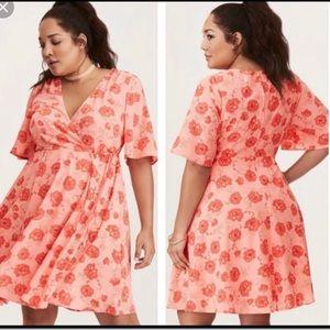NWOT Size 16 Torrid Dress